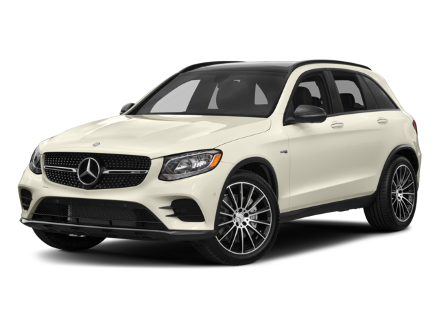 New Mercedes-Benz GLC 43 AMG®