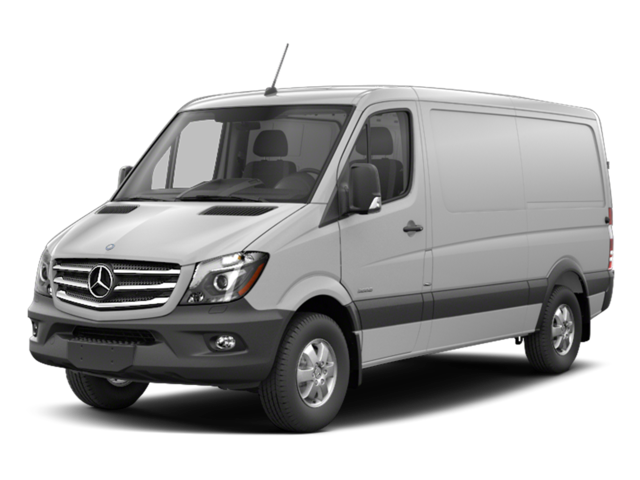 New 2017 Mercedes-Benz Sprinter 2500 Cargo Van RWD