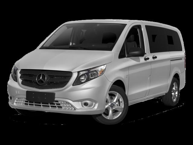 New Mercedes-Benz Metris Passenger Van