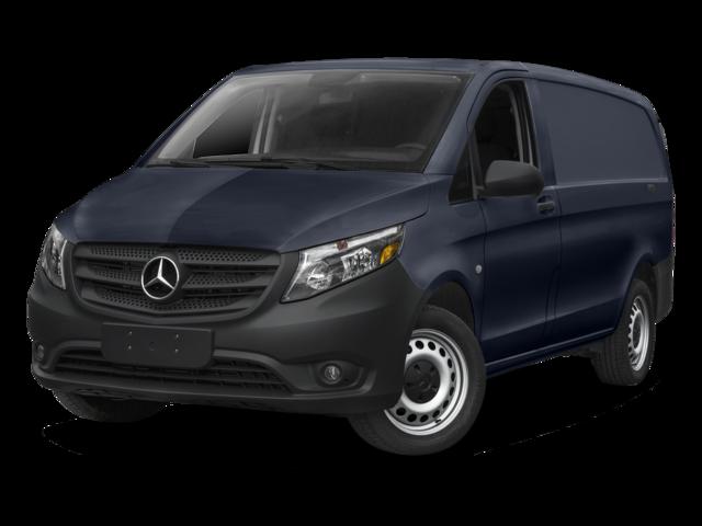 New Mercedes-Benz Metris Cargo Van