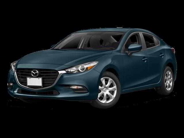 Pre-Owned 2017 Mazda3 4-Door Sport