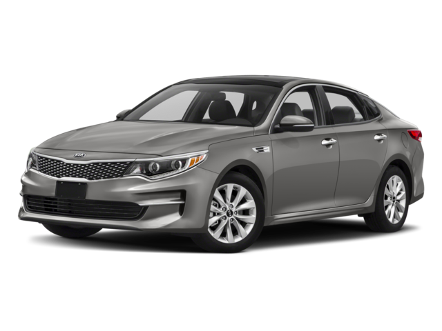 2017 Kia Optima EX 4D Sedan