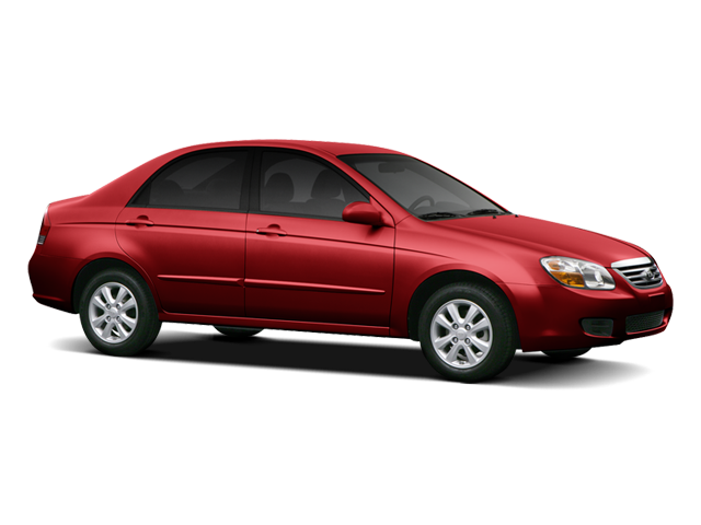 Pre-Owned 2009 KIA SPECTRA EX Sedan 4
