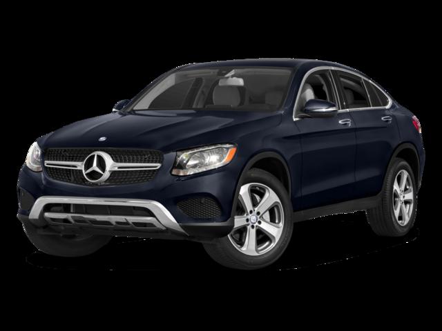 2018 Mercedes-Benz GLC GLC 300 COUPE