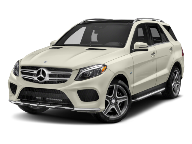 2018 Mercedes-Benz GLE GLE 550e 4MATIC? SUV