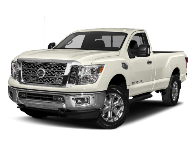2017 Nissan Titan XD SV Long Bed