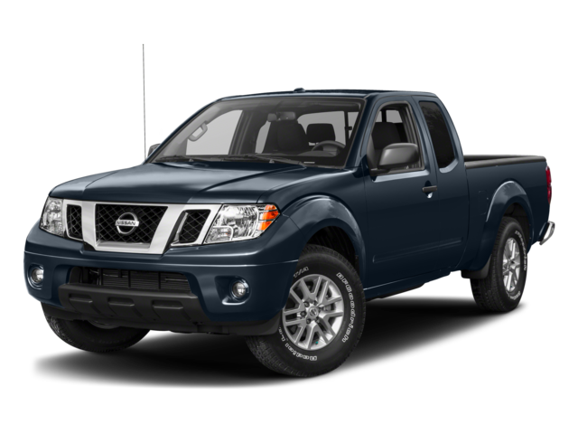 2017 Nissan Frontier SV 4x4 King Cab 6 ft. box 125.9 in. WB