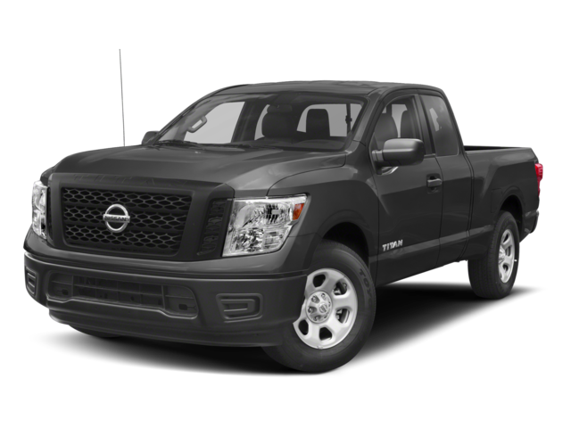 2017 Nissan Titan S 4x2 King Cab 6.3 ft. box 139.8 in. WB