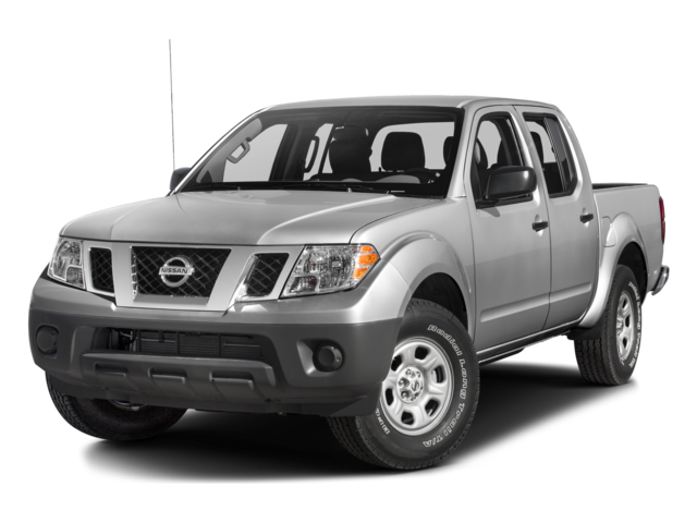 2017 Nissan Frontier S V6 Crew Cab Pickup