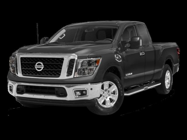 2017 Nissan Titan SV Truck