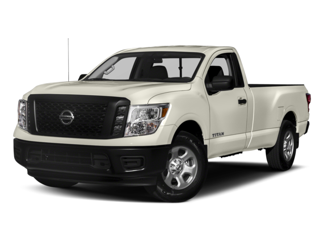 2017 Nissan Titan 4x4 Single Cab SV Truck