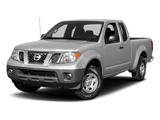 2017 Nissan Frontier S  Rear-Wheel Drive