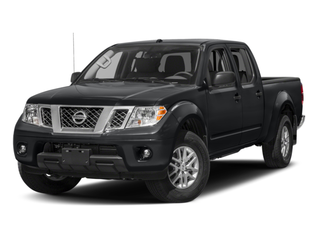2017 Nissan Frontier CREW CAB 4X4 SV V6 AUTO LONG BED *LTD AVAIL* Truck