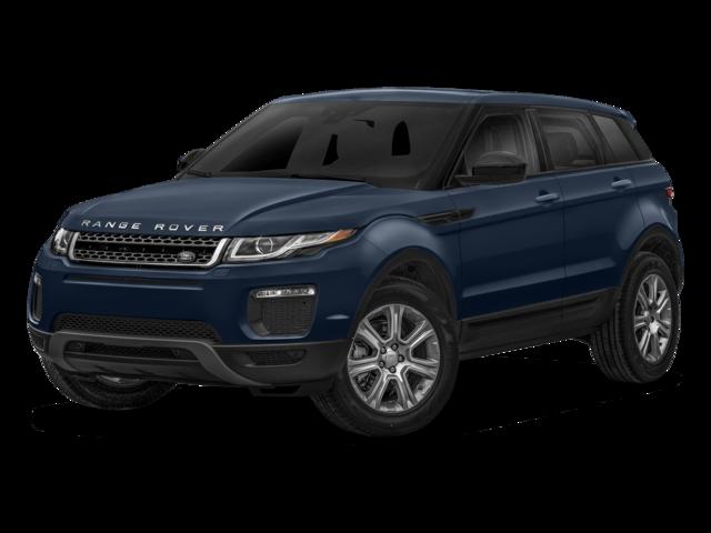 New 2018 Land Rover Range Rover Evoque SE