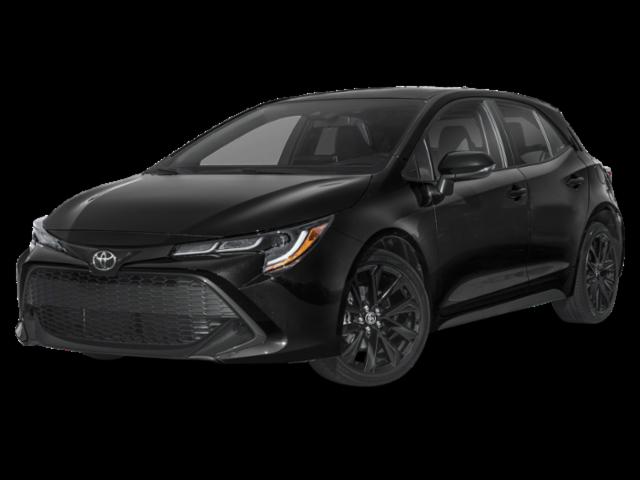 2021 Toyota Corolla Hatchback Nightshade