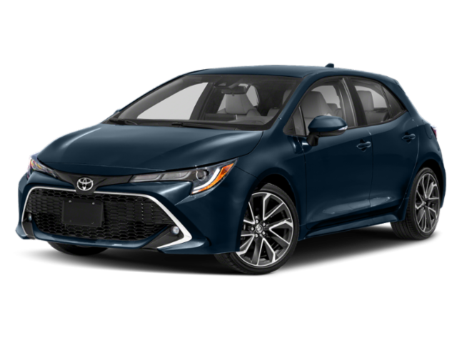 2021 Toyota Corolla Hatchback XSE Manual (Natl)