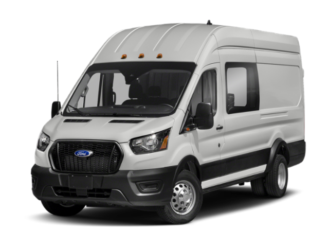 2021 Ford Transit Crew T-350 148 Med Rf 9250 GVWR RWD Full-size Cargo Van