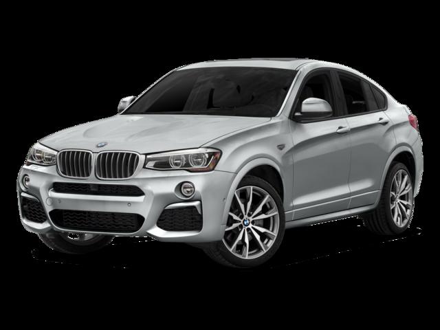 2018 BMW X4 M40i Sport Utility