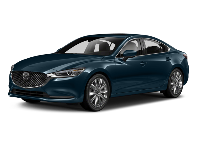 2018 Mazda Mazda6 4DR SDN TOURING AT Sedan