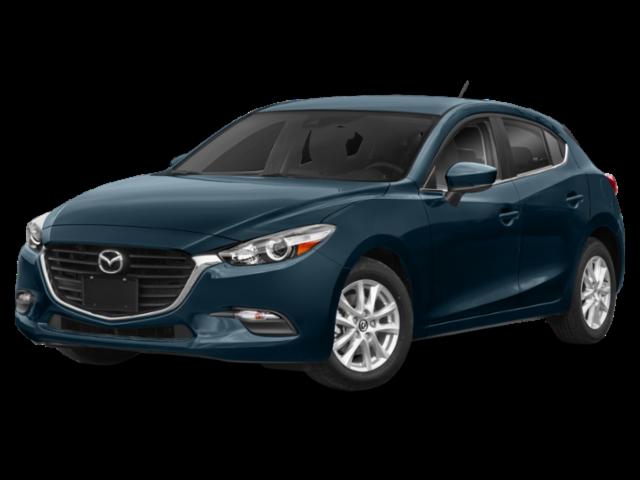 2018 Mazda Mazda3 Sport GS Sedan