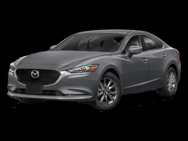 2018 Mazda Mazda6 GS-L Sedan