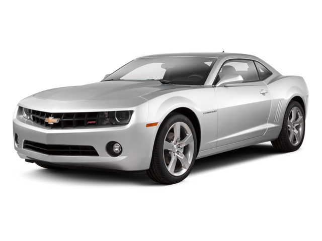 Pre-Owned 2011 CHEVROLET CAMARO LS Coupe 2