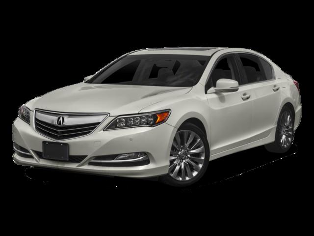 2017 Acura RLX w/Advance Package Sedan