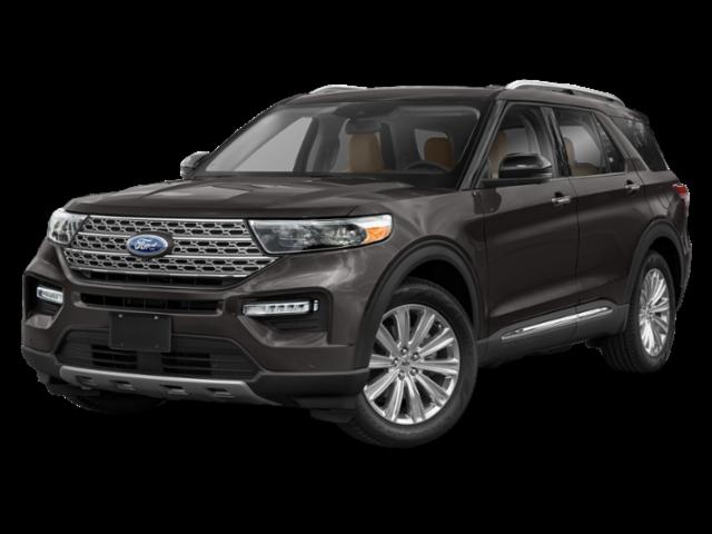 New 2020 Ford Explorer Platinum 4WD