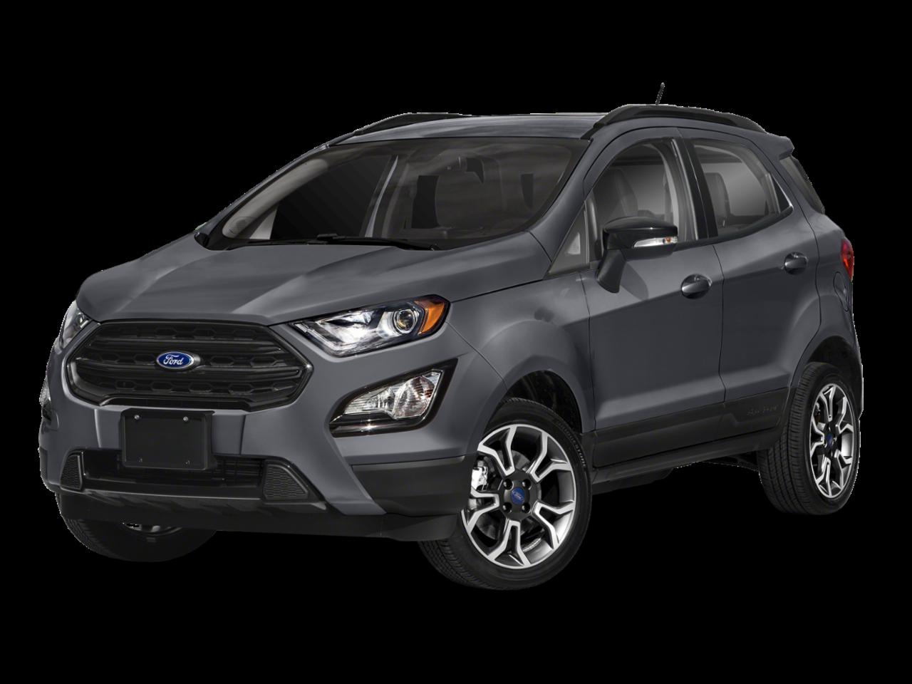 New 2020 Ford EcoSport Titanium