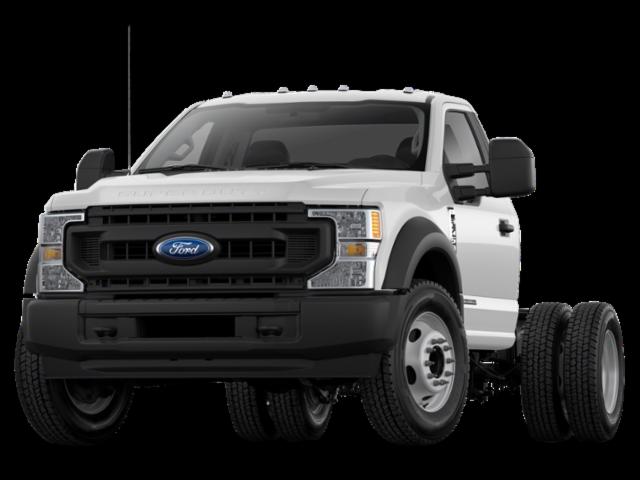 New 2020 Ford Super Duty F-550 DRW XL