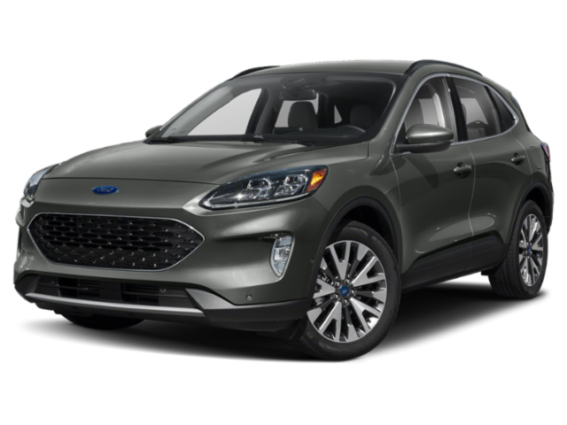 New 2020 Ford Escape Titanium Hybrid