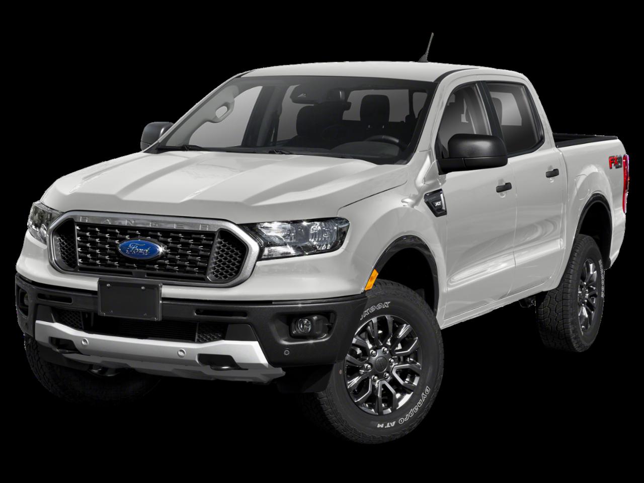 New 2020 Ford Ranger XLT