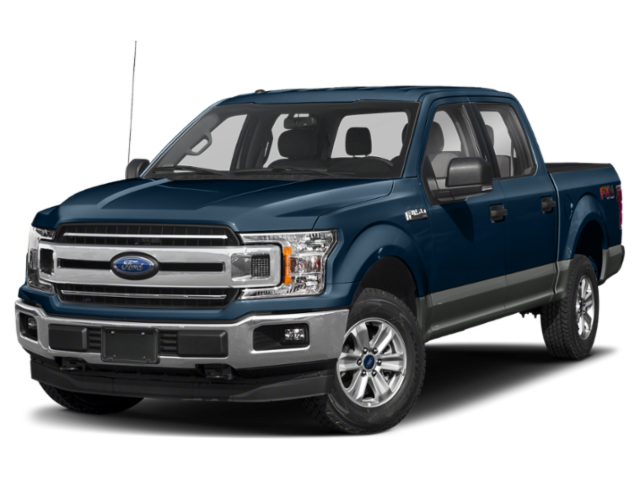 New 2020 Ford F-150 XLT 4WD
