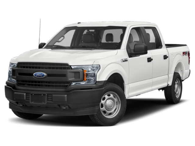 New 2020 Ford F-150 XL 4WD SuperCrew 5.5' Box