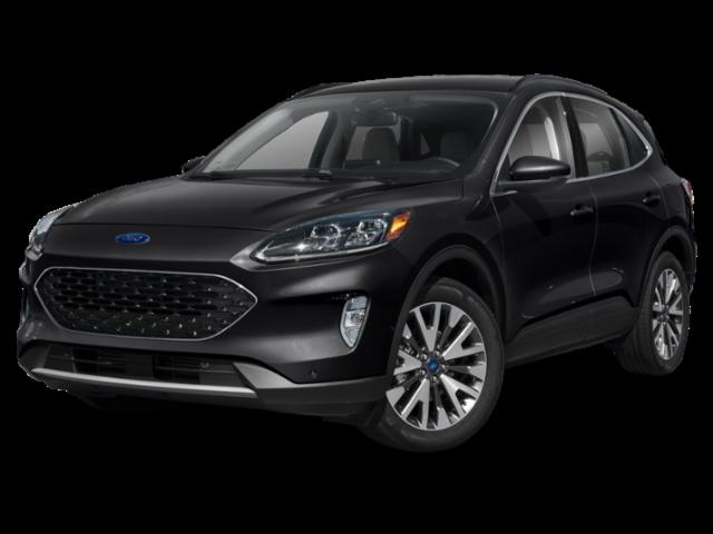 New 2020 Ford Escape SEL