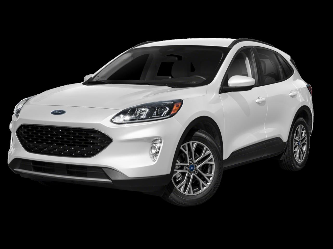 New 2020 Ford Escape SE Sport Hybrid