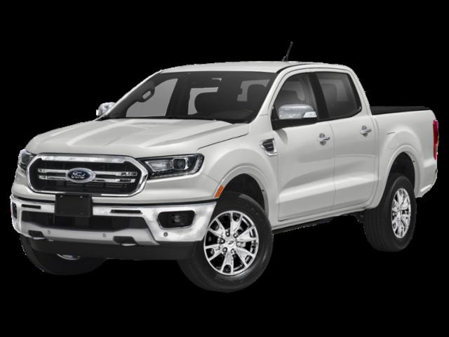 New 2020 Ford Ranger LARIAT