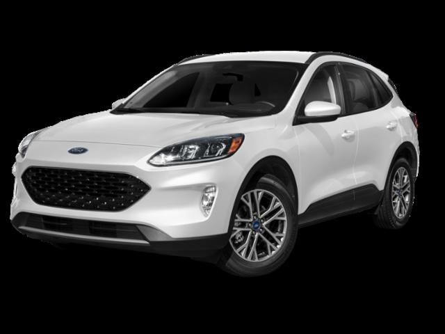 New 2020 Ford Escape SEL AWD