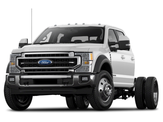 New 2020 Ford F-450SD XL RWD 4D Crew Cab 10-Speed Automatic