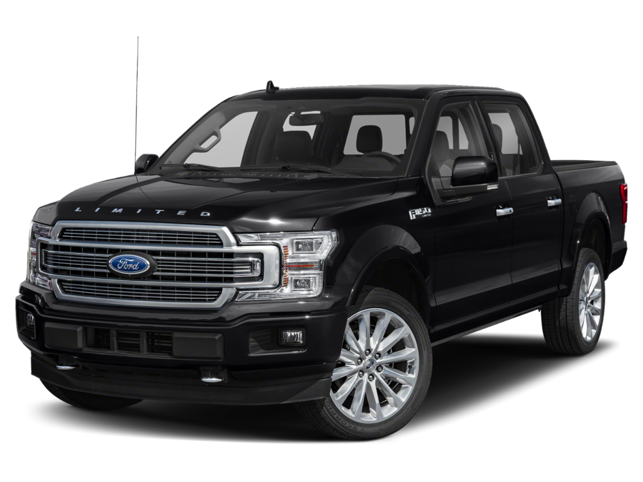 2020 Ford F-150 Limited With Navigation & 4WD