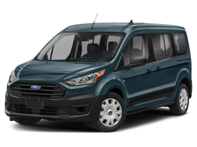 2020 Ford Transit Connect Titanium
