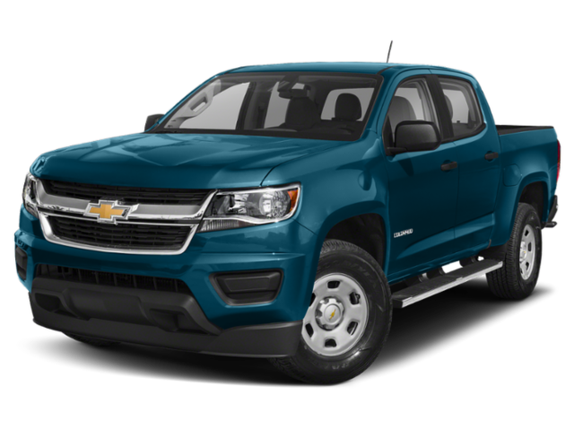 2020 Chevrolet Colorado 4WD Work Truck Crew Cab Pickup - Short Bed