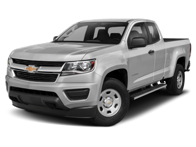 2020 Chevrolet Colorado Work Truck 4D Extended Cab