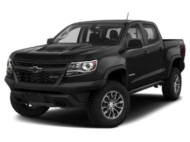 2020 Chevrolet Colorado ZR2 4D Crew Cab