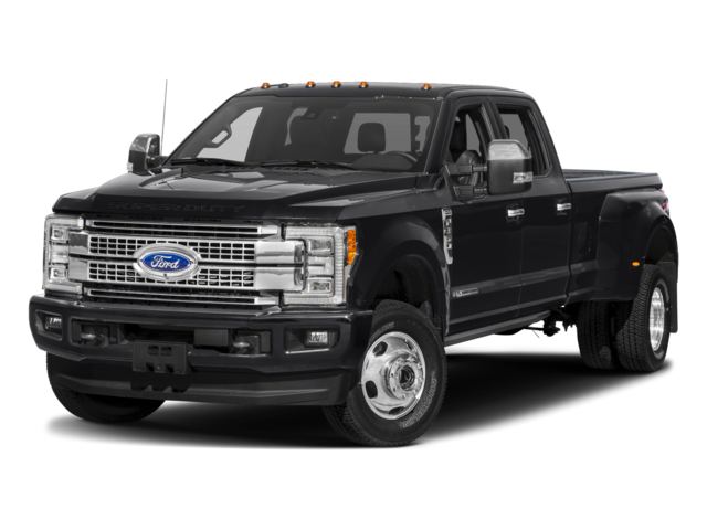 2018 Ford Super Duty F-350 DRW Platinum