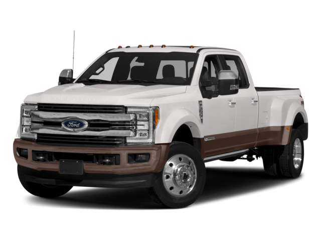 2018 Ford Super Duty F-450 DRW King Ranch