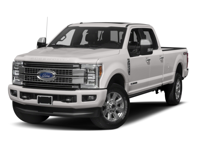 2018 Ford Super Duty F-250 SRW Platinum