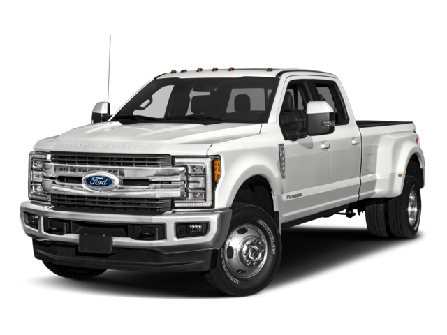 2018 Ford Super Duty F-350 DRW King Ranch