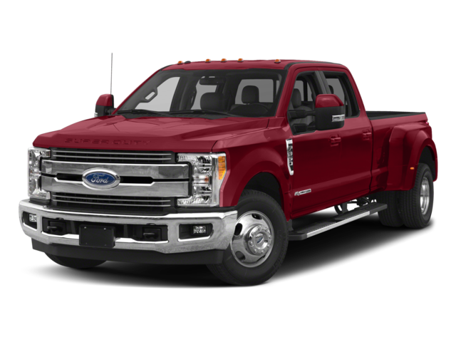 2018 Ford Super Duty F-350 DRW Lariat