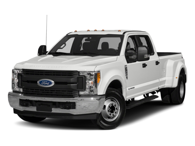 2018 Ford F-350 4WD CREW CAB 8'